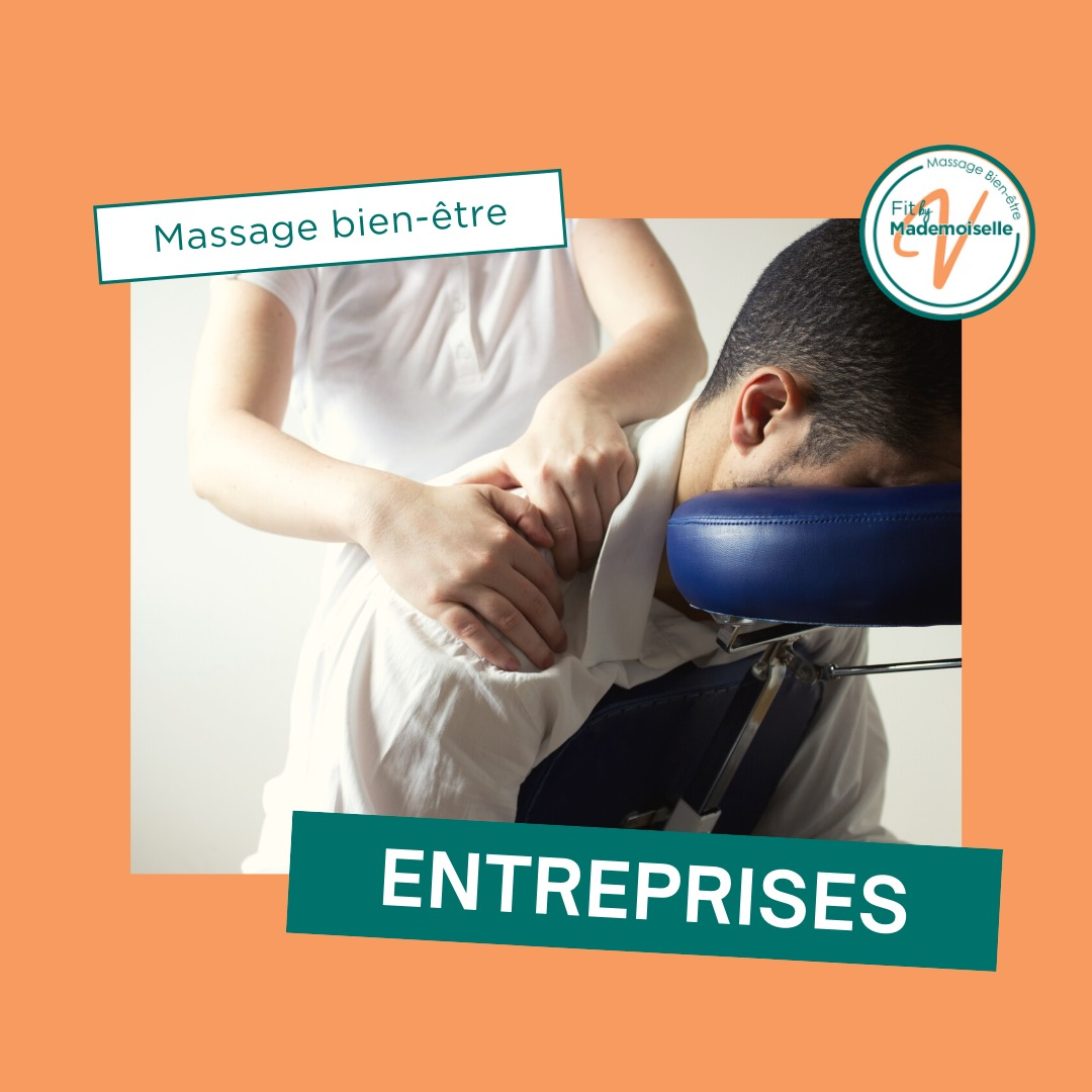 Le massage : un outil favorisant le bien-être en entreprise